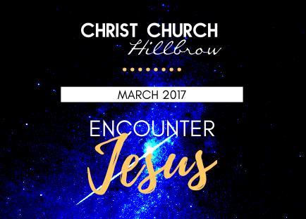 A widow encounters Jesus